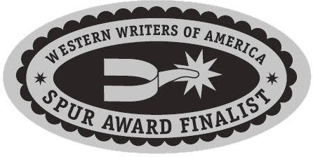 Western Writers of America Spur Finalist Badge
