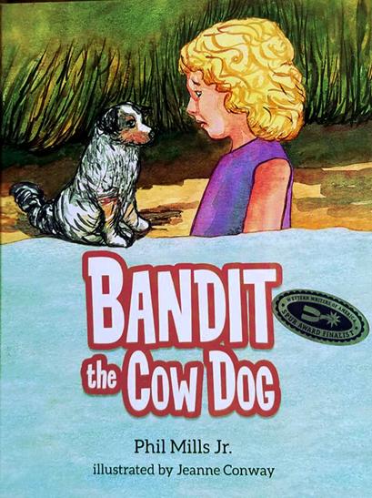 Spur Finalist Bandit Cover